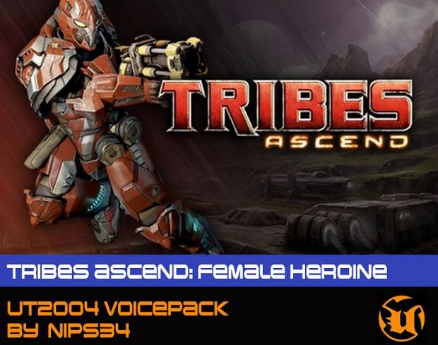 Tribes Ascend: Female Heroine