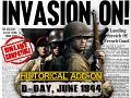 D-DAY, JUNE 1944, Historical add-on. (Main File)