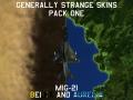 Generally Strange Skins: Pack 1
