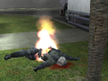Poison Gas Nade for GUNS Mod
