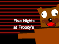 Five Nights At Froody's Demo WIN v1.1
