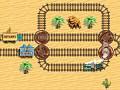 Puzzle Rail Rush Full