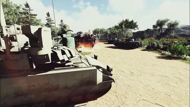 Modern Warfare v 0.6