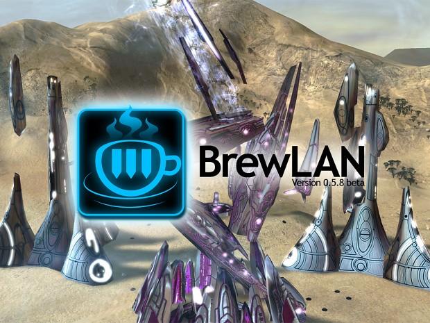 BrewLAN 0.5.8.1 beta