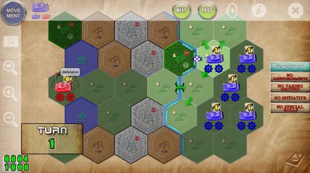 Retalation Path of War 1.30 android