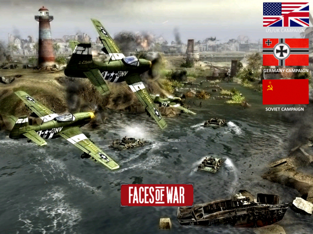 Faces of War Campaign for AS2