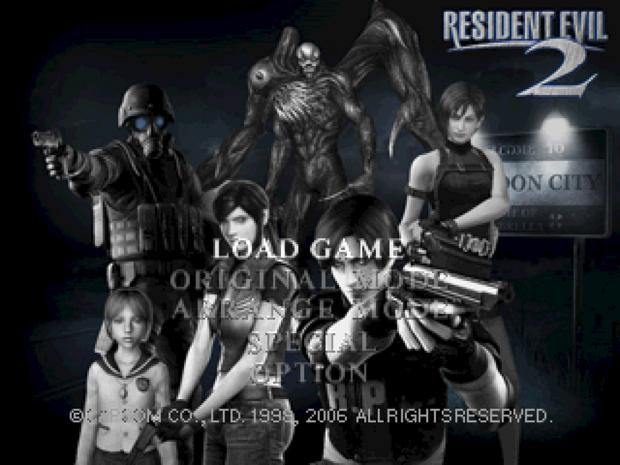 New menu title pics