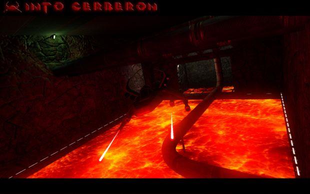 """Into Cerberon 0.0.3a """"Quartzon"""""""