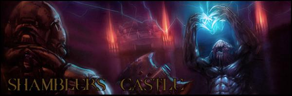 Quake mod - Shamblers Castle