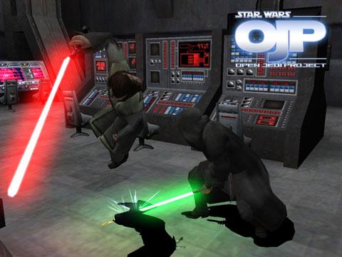 OJP Enhanced - Infiltration Teaser - Jedi