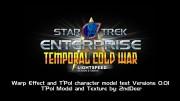 Warp 5 Effect + T'Pol Video
