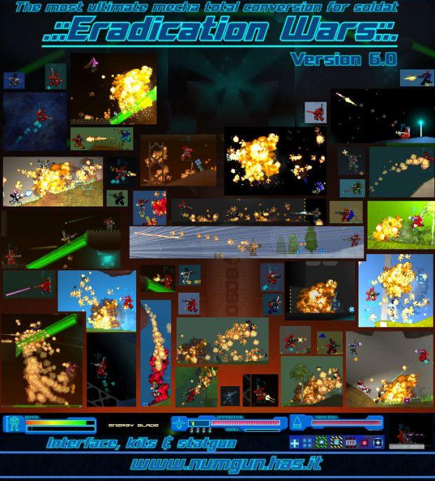 :::Eradication Wars 6.0::: (Latest)