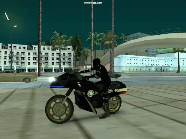 Street Hawk San Andreas