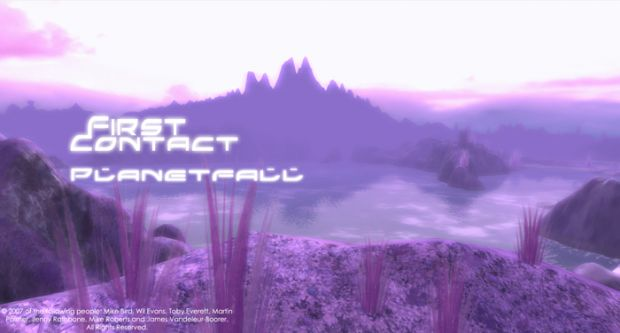 First Contact: Planetfall