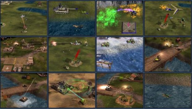 Souped Up Generals Mod (for original Generals) ver 1.03