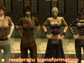 Nosf female transform skin