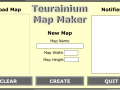 Teurainium Map Maker 0.9.7