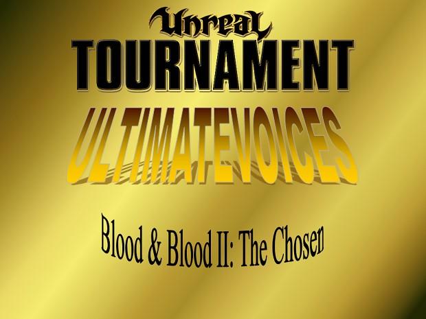 UV - Blood (4 Voicepacks)