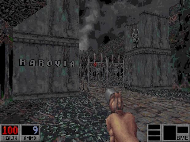 Ravenloft - Chapter 1: The Village of Ba