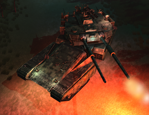 Emperor Tank (visual representation)