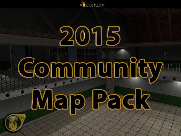 GoldenEye: Source January 2015 Community Map Pack