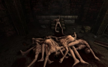 Amnesia: Hell's Slaughterhouse version 1.1