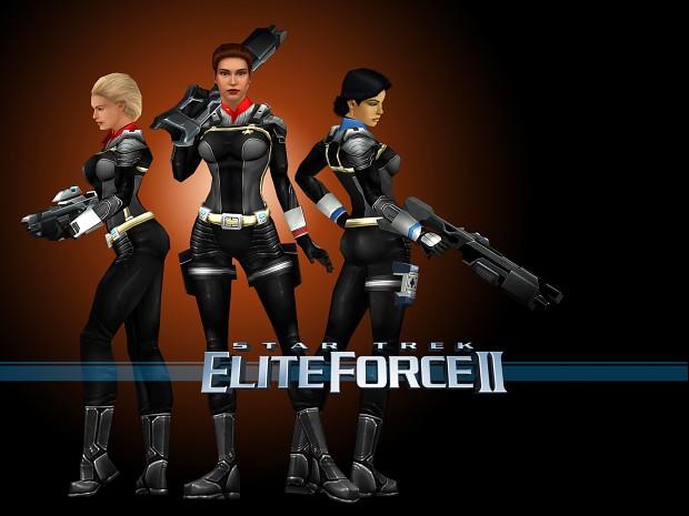 Star Trek® Elite Forces II - Game Source (Fixed)