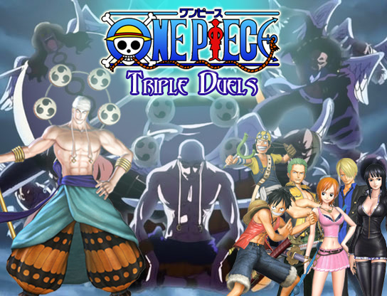 One Piece - Triple Duels I v2.21 Extended