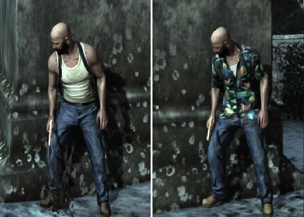 Max Payne 3 - Jeans Mod