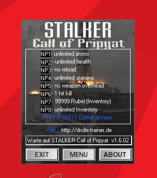 STALKER COP trainer