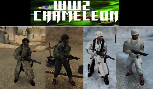 ww2 chameleon pack
