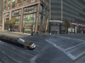 GTA IV - cleared road construction