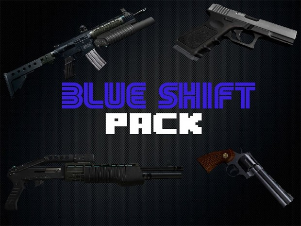 Blue Shift DeamonD pack