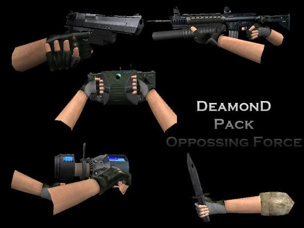 OP4 DeamonD Pack