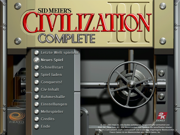 Civilization 3 Complete: German Language Pack