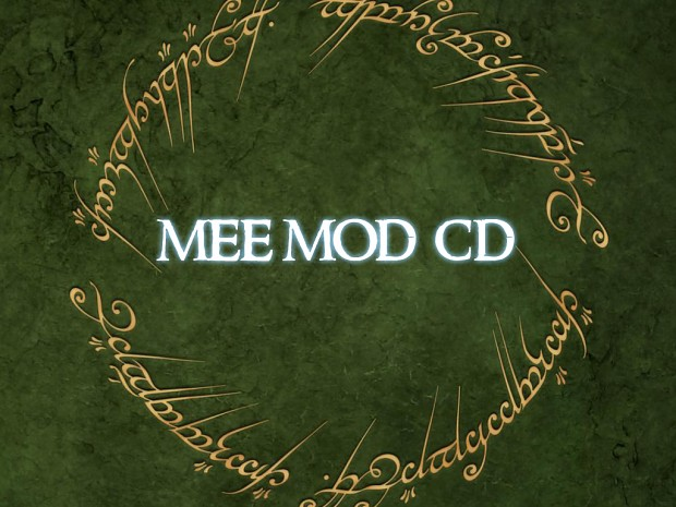Middle-earth Expanded - Mod CD