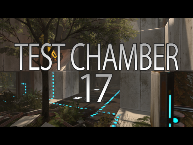 Test Chamber 17 - Overgrown Remake