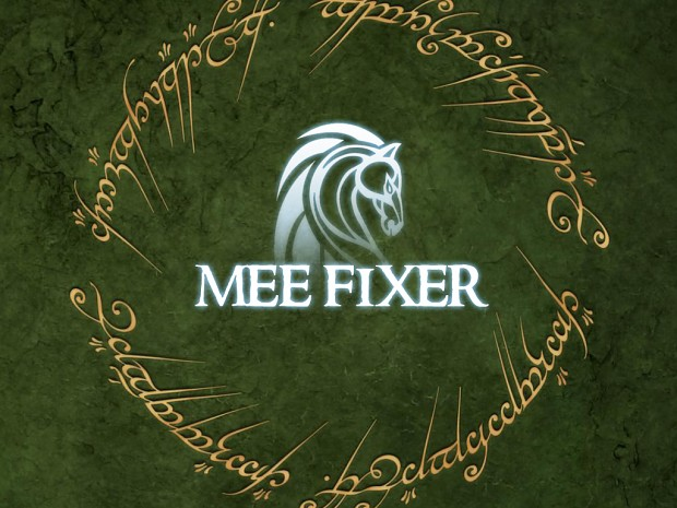 Middle-earth Expanded - Fixer