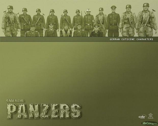 Panzers Patch v1.10 INTERNATIONAL