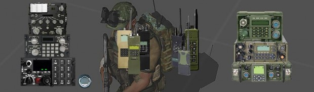 Task Force Arrowhead Radio