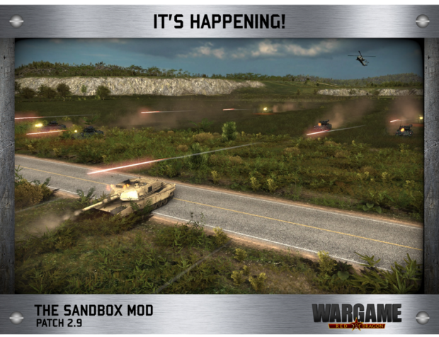 Sandbox Patch 2.91 (PC)