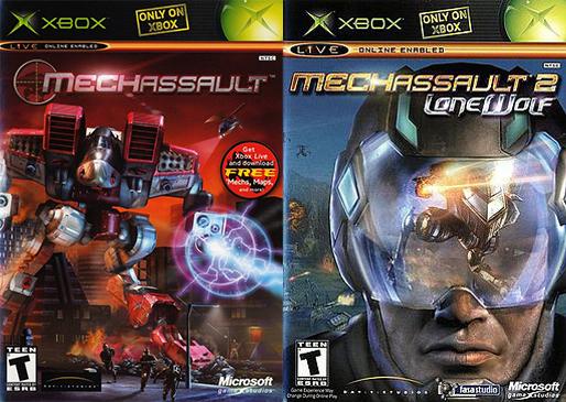 Mechassault pack v1