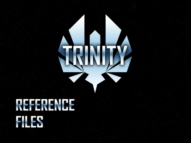 Trinity Reference Files