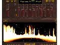 """Wasted"" WinAmp Skin"