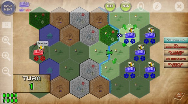 Retaliation Path of War 1.37 Android