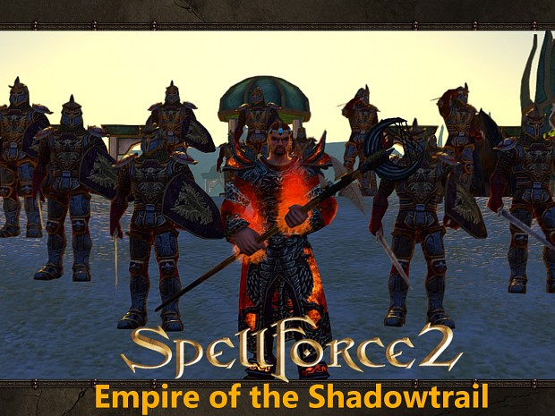 Empire of the Shadowtrail (DotP version) (DEMO)