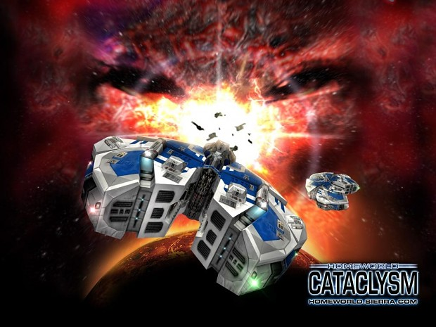 Homeworld: Cataclysm Demo