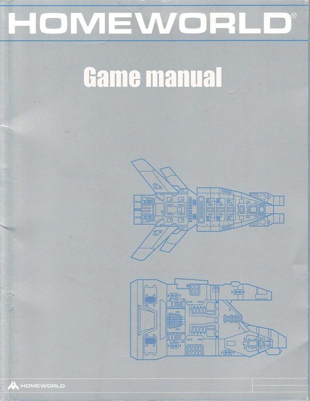 Homeworld manual PDF