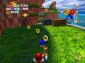 Sonic Heroes beta