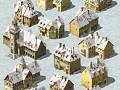 Tangram's European Winter Buildings